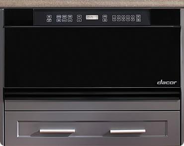 Dacor Discovery MMD30B - Black Panel