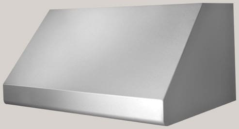 Prizer Hoods Incline Series INBQ30SS - Incline BBQ Wall Mount Range Hood