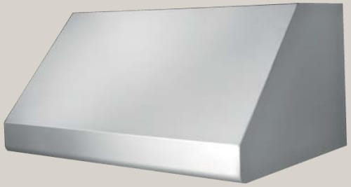 Prizer Hoods Incline Series INCL66SS - Incline Wall Mount Range Hood