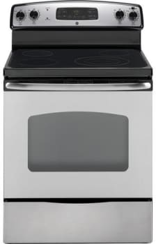 GE CleanDesign JB640 - Stainless Steel