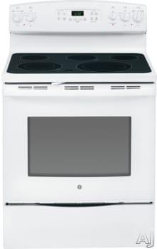GE JB650DFWW - White