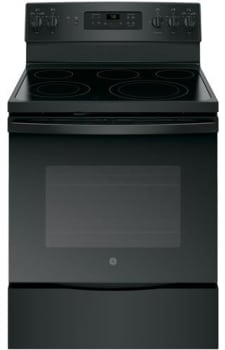 "GE JB700DJBB - 30"" Freestanding Electric Range with 5 Heating Elements"