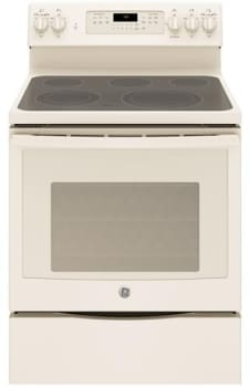 "GE JB750DJCC - 30"" Freestanding Electric Range with 5 Heating Elements"