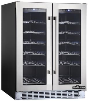 Thor Kitchen HWC2402U   36 Bottle Wine Cooler