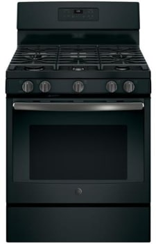 GE 奇異 JGB660SEJSS 30吋5口 獨立式美式爐連烤箱(瓦斯型)