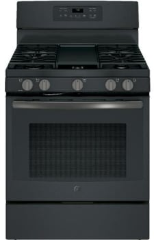 Ge Jgb700fejds 30 Inch Freestanding Gas Range With Edge To
