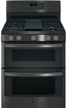 GE JGB860BEJTS - Black Stainless Steel