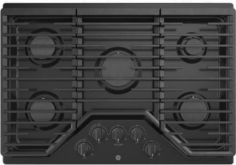 GE JGP5030DLBB - Black Front View