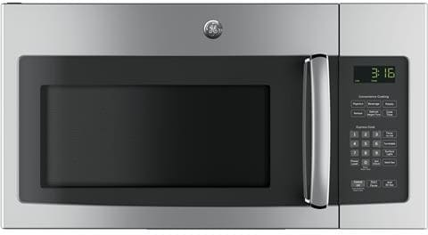GE JNM3163RJSS - 1.6 cu. ft. Over-the-Range Microwave Oven with 1,000 Watts