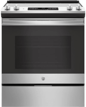 GE JS645SLSS - Stainless Steel Front View