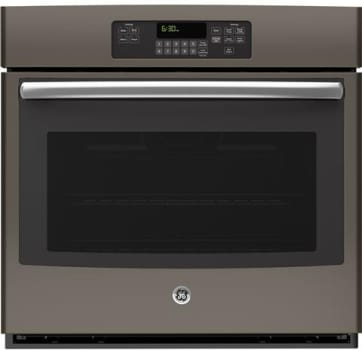 "GE JT3000EJES - 30"" Single Electric Wall Oven with 5.0 cu. ft. Oven Capacity - Featured View"