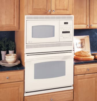Ge Jt965cfcc 30 Inch Combination Microwave Double Wall