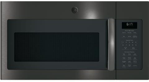 GE JVM6175XK - Black Stainless Steel