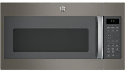 GE JVM7195EKES - 1.9 cu. ft. Over-the-Range Sensor Microwave Oven in Slate