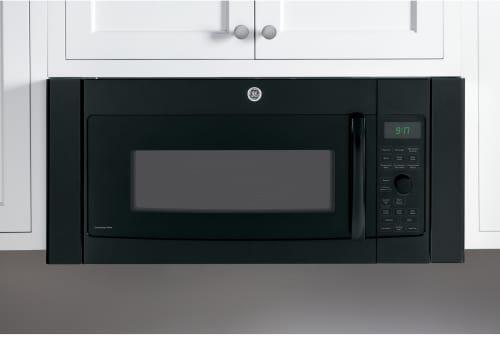 GE JX36DBB - Black Microwave Filler Kit