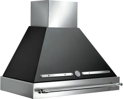 Bertazzoni Heritage Series KAHERX14 - Black Canopy (sold separately)