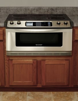 Sharp Kb5121ks 30 Inch Electric Cooktop