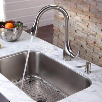 Kraus Kitchen Combo Series KBU14KPF2170SD20 - Lifestyle View