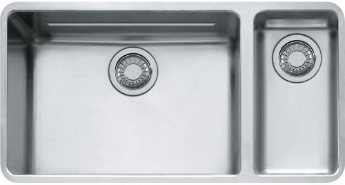 Franke Kubus Series KBX160 - Top View