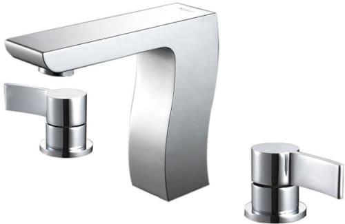 Kraus Sonus Series KEF14603PU11CH - Three-Hole Sonus Faucet