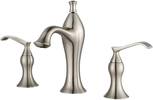 Kraus Exquisite Collection KEF15003BN - Brushed Nickel Front
