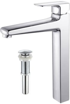 Kraus Virtus Series KEF15500PU10CH - Chrome