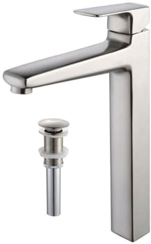 Kraus Virtus Series KEF15500PU15BN - Brushed Nickel