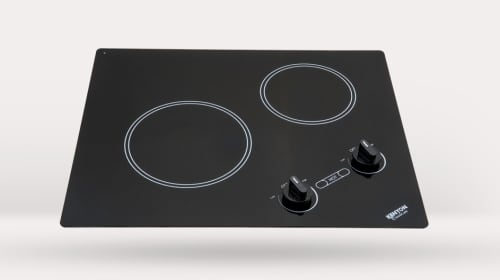 Kenyon Polar Series ARCTIC2 - Two-Burner Electric Cooktop from Kenyon