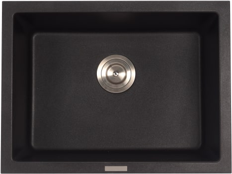 Kraus Kitchen Sink Series KGD410B - Front View