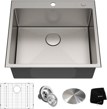 Kraus Standart Pro Series Kht30125 Main View