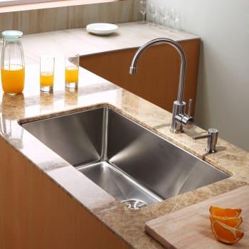 Kraus Kitchen Combo Series KHU10030KPF2160SD20 - Lifestyle View
