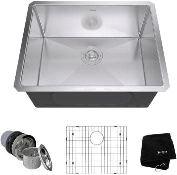 Kraus Kitchen Sink Series KHU10123 - Top View