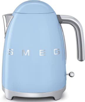 Smeg 50's Retro Design KLF01PBUS - Electric Kettle in Pastel Blue