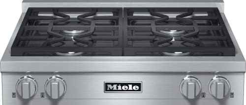 "Miele KMR1124 - 30"" Pro-Style Rangetop"