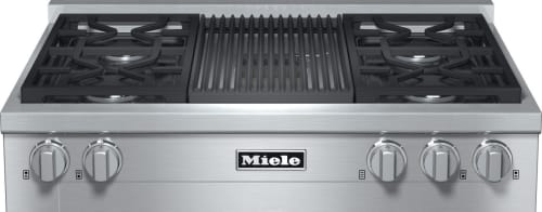 "Miele KMR1135G - 36"" Pro-Style Rangetop"