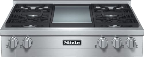 "Miele KMR1136G - 36"" Pro-Style Rangetop"