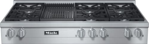"Miele KMR1355G - 48"" Pro-Style Rangetop"