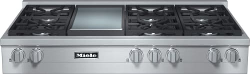 "Miele KMR1356G - 48"" Pro-Style Rangetop"