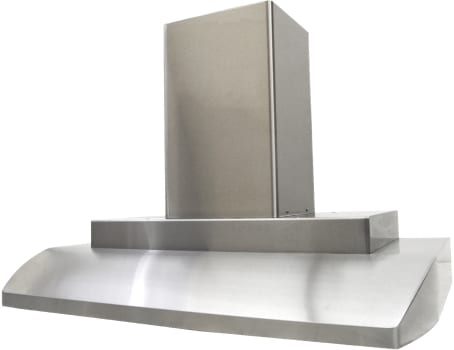 Kobe Premium IS2342SQBDC23 - Island Mount Range Hood from Kobe
