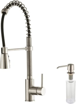 Kraus Kitchen Faucet Series KPF1612KSD30SS - Featured View