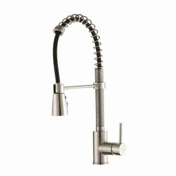 Kraus Kitchen Faucet Series KPF1612SS - Stainless Steel Main View