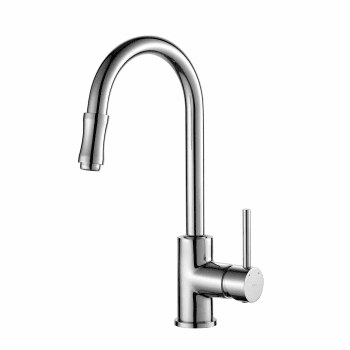 Kraus Kitchen Faucet Series KPF1622CH - Chrome Main View