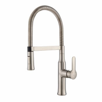 Kraus Nola Series KPF1640SS - Stainless Steel Main View