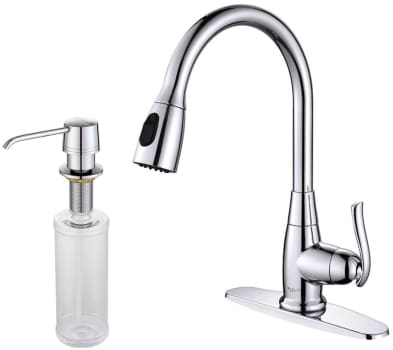 Kraus Kitchen Faucet Series KPF2230KSD30CH - Chrome Finish