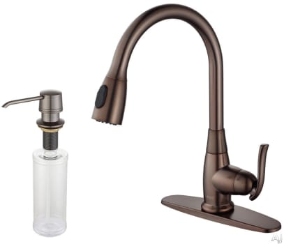 Kraus Kitchen Faucet Series KPF2230KSD30ORB - Bronze