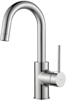 "Kraus Mateo Series KPF2600CH - Single Lever Kitchen Faucet with 5 1/2"" Spout Reach"