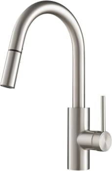 Kraus Kpf2620sfs Single Handle Pull Down Kitchen Faucet With 8 11 16