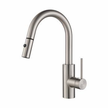 Kraus Oletto Series KPF2620SS - Stainless Steel Main View
