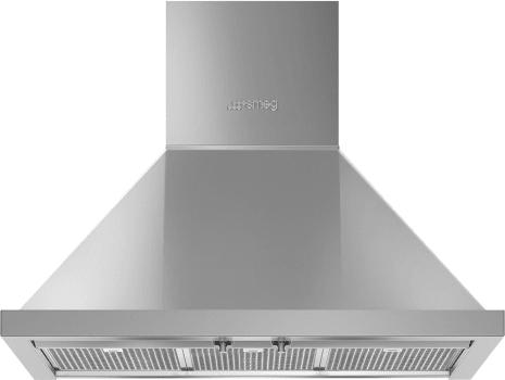 Smeg Portofino KPF30UX - Front View, Stainless Steel