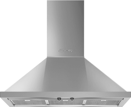 Smeg Portofino KPF36UX - Front View, Stainless Steel